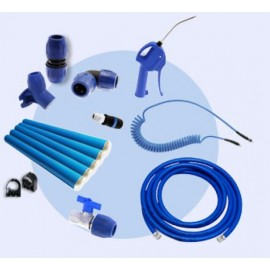 Air compressed kit