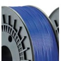 Filo PLA d 1,75 mm (0,75 Kg) Blu