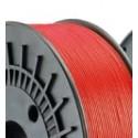 Filo PLA d 1,75 mm (2 Kg) Rosso