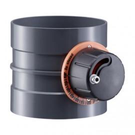 Serranda ventilazione PPs-El d 355 mm