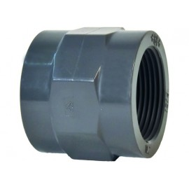 Thread socket PVC-U