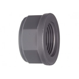 Thread cap PVC-U