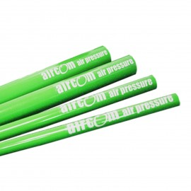 Green aluminium pipe