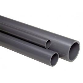 Ventilation pipe PVC-U