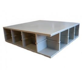 Panel PP 2600 x 1000 x 51 mm (50/50)