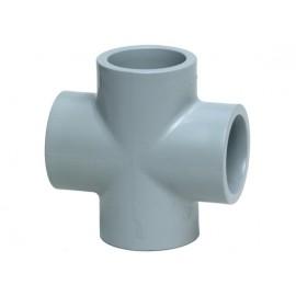 Cross 90° PVC-C