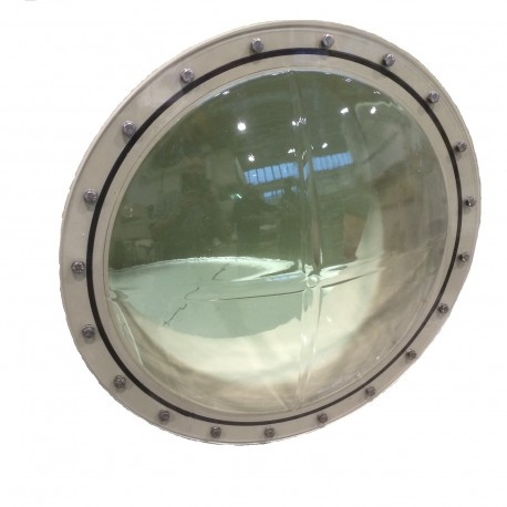 Porthole PVC transparent