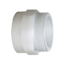 Adaptor socket PVDF