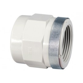 Adaptor socket PP NPT +GF+