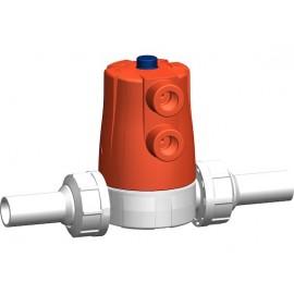 Diaphragm pneumatic valve 604 +GF+