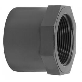 Female adaptor PVC-U 3.10