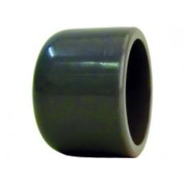End cap PVC-U