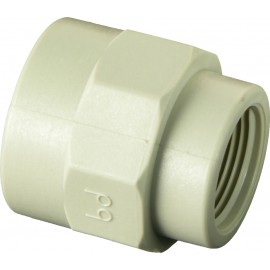 Thread reducing socket PP