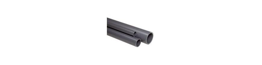 Pipe PVC-U PN 16 +GF+