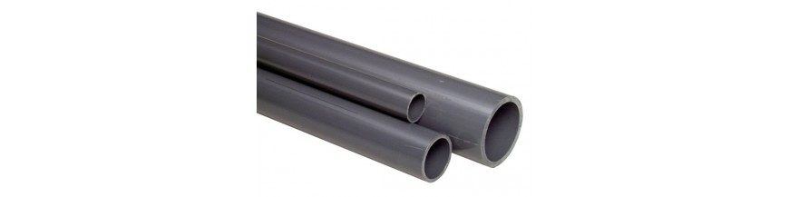 Ventilation pipes PVC-U