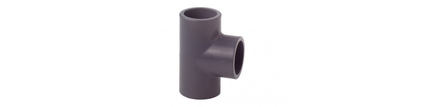 Fittings PVC-U +GF+ (TP)