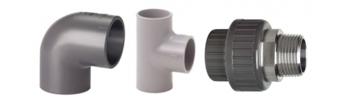 Fittings solvent cement