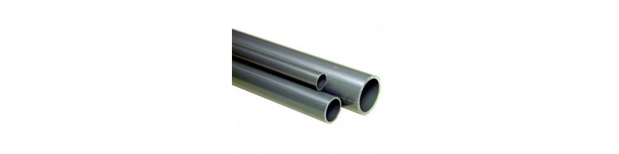Ventilation pipes PVC-C