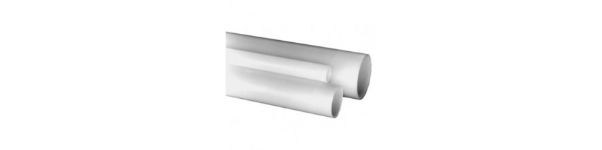 Ventilation pipes PVDF
