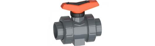 546 Pro PVC-U/FPM +GF+ Socket solvent cement