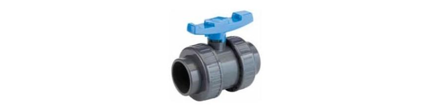 Bal valves VSA socket cement solvent