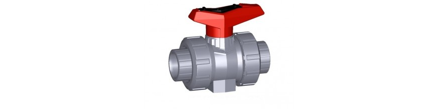 Ball valves ABS
