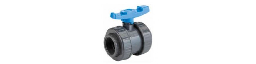 Bal valves VSA thread ends