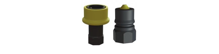 Dry Shut adaptors