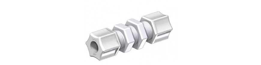 Bulkhead connectors PP (20)