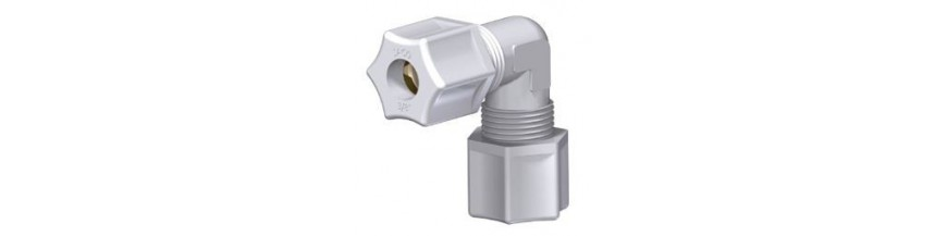 Elbows connector PP (50)