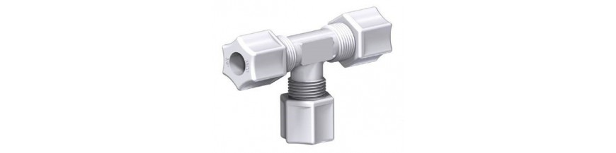Elbows connector PP (70)