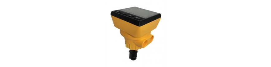 Integral flow sensors