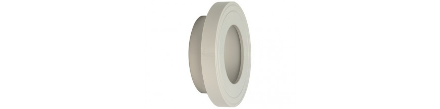 Flange adaptors ISO/DIN