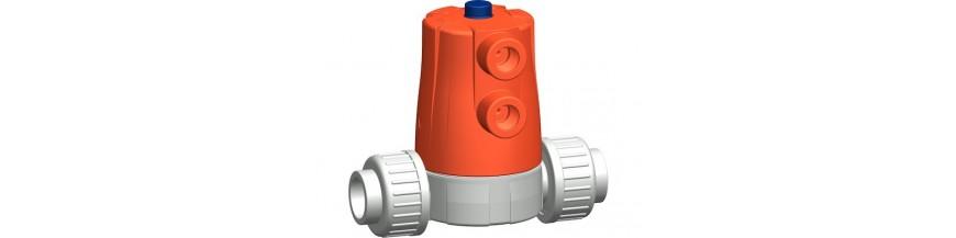 604 | 605 PVC-C (Dosing)