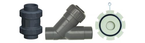 Auxiliary valves