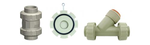 Check valves PP