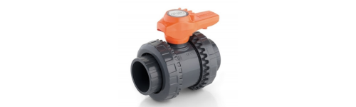 VXEIV PVC-U/EPDM FIP Socket solvent cement