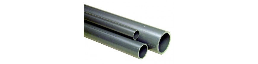 Pipe PVC-C PN 16 +GF+